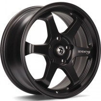 Seventy9 SV-J 16x7 deep black matt