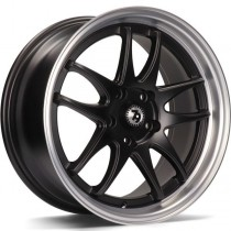 Seventy9 SV-I 16x7 matt black / polished lip