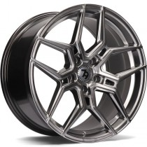 Seventy9 SV-B 18x8 diamond hyper black