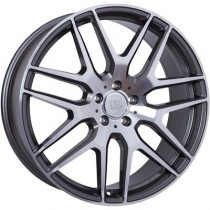 WSP Italy Eris 21x10 anthracite polished