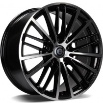 Carbonado Exclusive 18x8,5 5x120 ET33 72,6 black polished