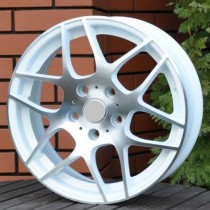 Racing Line RLF32 white polished 16x6,5 5x105 ET39 56,6