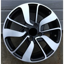 R Line RNFE1036 black polished 15x6,5 4x100 ET40 60,1