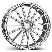 AEZ STEAM FORGED 22x9 silver polished