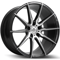 Forzza City 19x8,5 anthracite polished