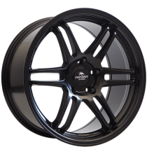 Forzza Corsa 18x8 5x120 ET30 72,6 satin black finish
