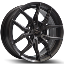 Forzza Orbit 17x7,5 gun metal