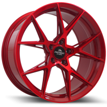 "Forzza Oregon 20"" candy red"