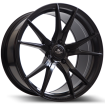 Forzza Ultra 18x8 satin black