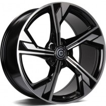 Carbonado Future 17x7,5 5x112 ET35 66,45 black polished