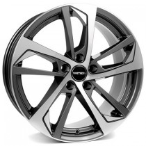 GMP Katana 20x8,5 anthracite polished