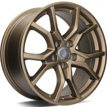 Carbonado Priest 18x8 5x114,3 ET40 73,1 matt bronze