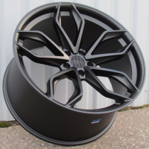 Racing Line RLHX011 black 22x11.5 5x112 ET40 66.6