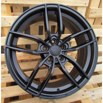 Racing Line HX018 18x8 5x108 ET40 67,1 black half matt