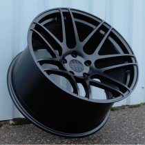 Racing Line RLHX020 black 19x10 5x120 ET15 74.1