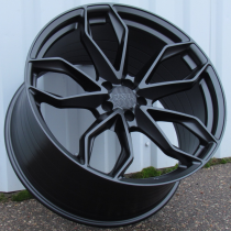 Racing Line RLHX021 black 21x10,5 5x120 ET38 72,6