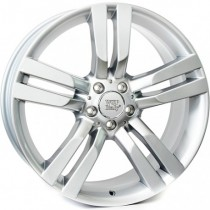 WSP Italy Hypnos 20x9,5 5x112 ET57 66,6 silver