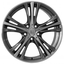 WSP Italy Ilio 19x8 5x120 ET36 72,6 anthracite polished