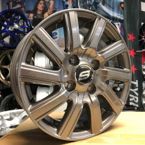 Racing Line RLLU252 13x5.5 4x100/114.3 ET35 73.1 anthracite
