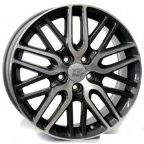 WSP Italy Imperia 17x7 5x114,3 ET55 64,1 anthracite polished