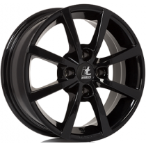 IT Wheels Alisia 15x6 shiny black