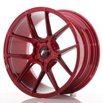 Japan Racing JR30 18x9,5 blank platinum red