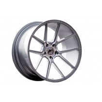 Japan Racing JR30 20x11 blank silver machined