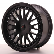 Japan Racing JR10 18x8,5 blank full matt black