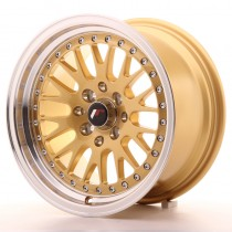 Japan Racing JR10 16x7 gold
