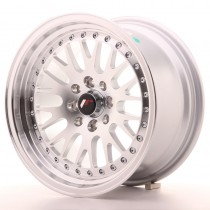 Japan Racing JR10 15x8 machined silver