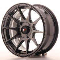 Japan Racing JR11 20x11 blank hiper black
