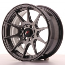 Japan Racing JR11 18x9,5 dark hiper black