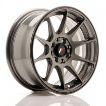 Japan Racing JR11 15x7 hyper gray