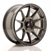 Japan Racing JR11 16x7 4x100 ET25 hyper gray