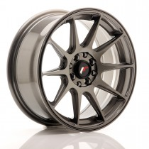 Japan Racing JR11 16x7 hyper gray