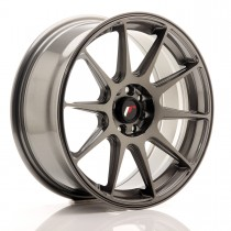 Japan Racing JR11 17x7,25 hyper gray