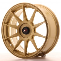 Japan Racing JR11 18x8,5 blank gold