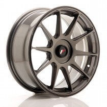 Japan Racing JR11 17x7,25 blank hyper gray