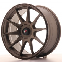 Japan Racing JR11 18x10,5 blank dark bronze