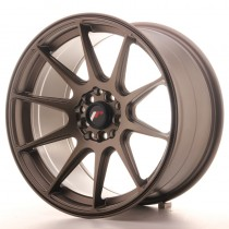 Japan Racing JR11 18x9,5 matt bronze