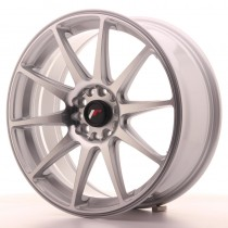 Japan Racing JR11 18x7,5 silver machined