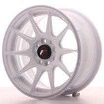 Japan Racing JR11 17x9 white