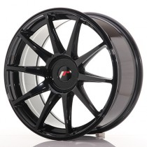 Japan Racing JR11 19x8,5 blank matt black