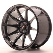 Japan Racing JR11 19x8,5 blank hiper black