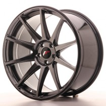 Japan Racing JR11 20x8,5 blank hiper black