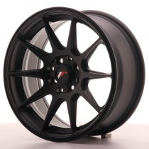 Japan Racing JR11 15x8 flat black
