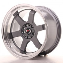 Japan Racing JR12 17x8 Gun metal