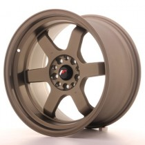 Japan Racing JR12 18x10 bronze