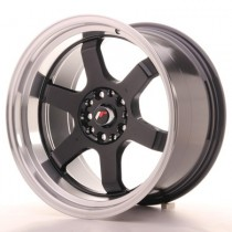Japan Racing JR12 18x10 black