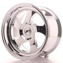 Japan Racing JR15 15x8 Blank vacum chrome